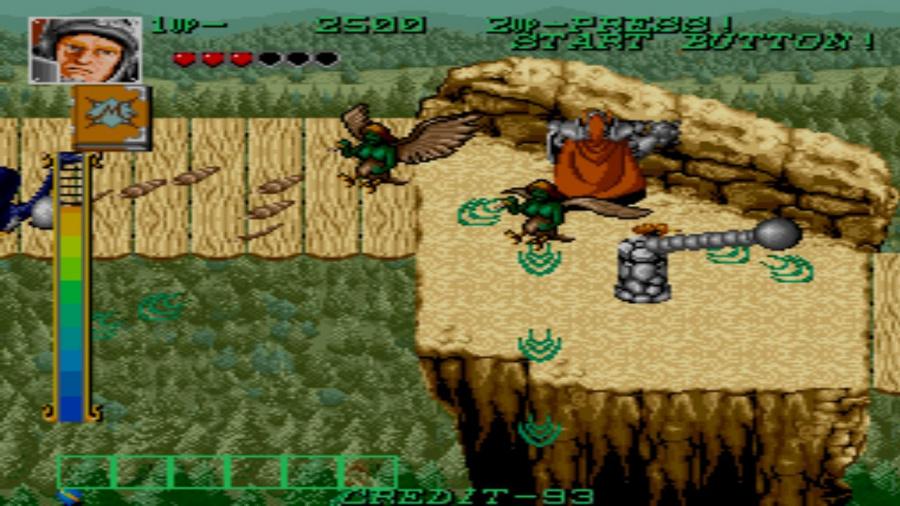 Johnny Turbo's Arcade: Gate Of Doom Review - Screenshot 3 of 4