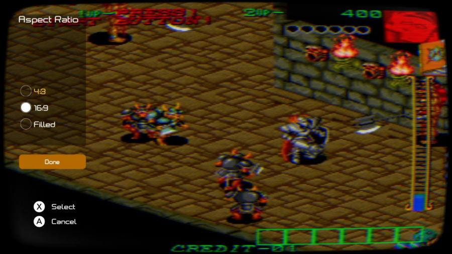 Johnny Turbo's Arcade: Gate Of Doom Review - Screenshot 1 of 4