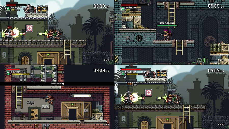 NSwitch DS Mercenary Kings Reloaded Edition 05