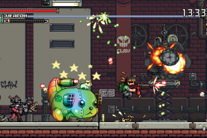 Mercenary Kings Reloaded Screenshot
