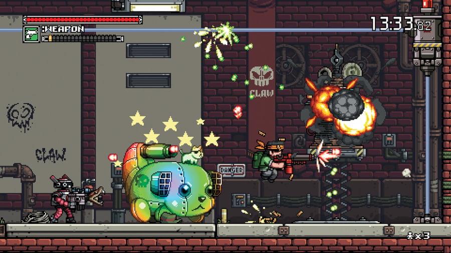 Mercenary Kings Reloaded Review - Screenshot 1 of 5