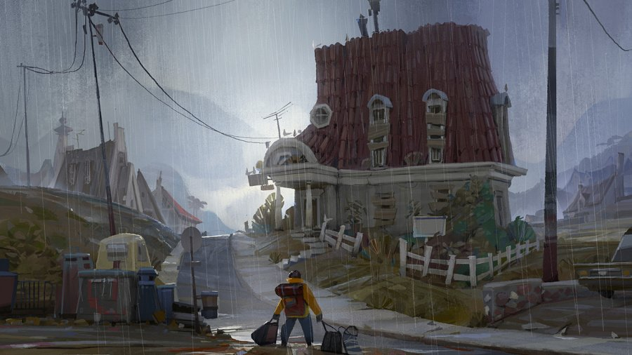 Old Man's Journey Review - Screenshot 2 of 3