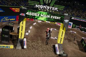Monster Energy Supercross - The Official Videogame Screenshot