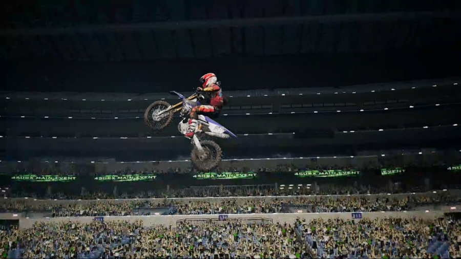Monster Energy Supercross - The Official Videogame Review - Screenshot 2 of 3