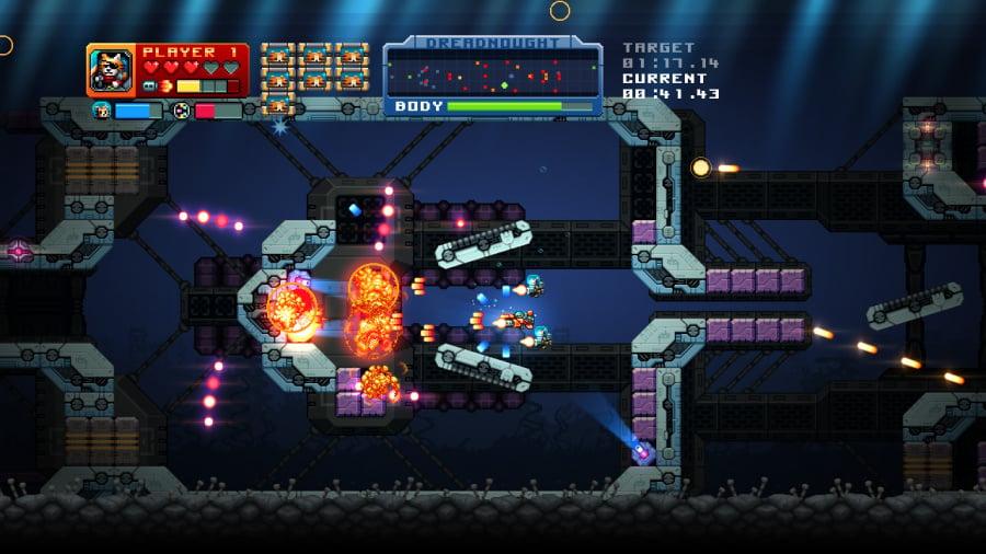 Aqua Kitty UDX Review - Screenshot 3 of 4