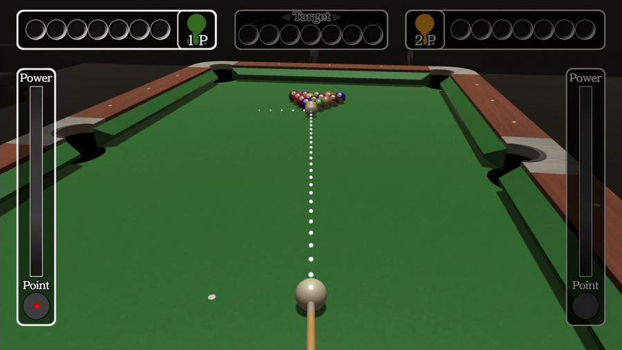 Pool Billiard Review - Screenshot 3 of 3