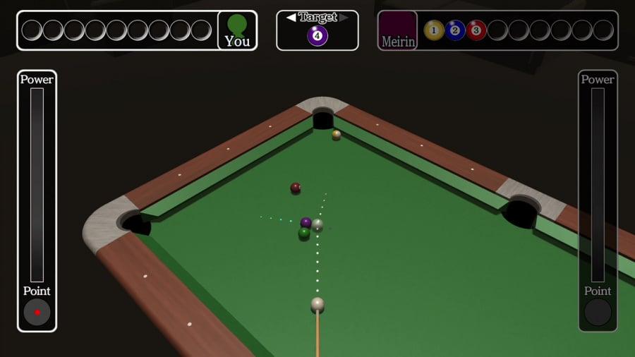Pool Billiard Review - Screenshot 1 of 3