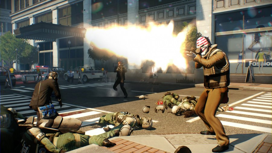 PAYDAY 2 Review - Screenshot 4 of 5