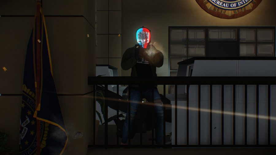 PAYDAY 2 Switch Screenshot Joy 17