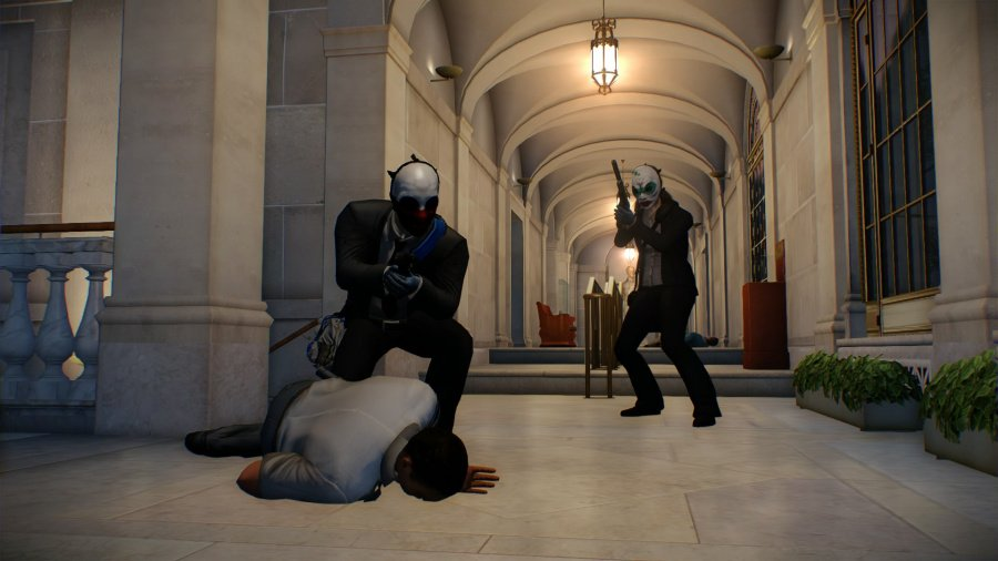 PAYDAY 2 Review - Screenshot 1 of 5