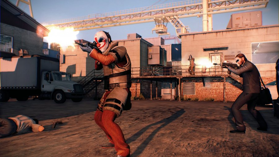 PAYDAY 2 Review - Screenshot 2 of 5