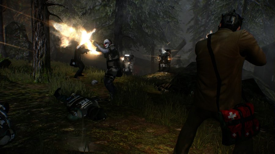 PAYDAY 2 Review - Screenshot 3 of 5