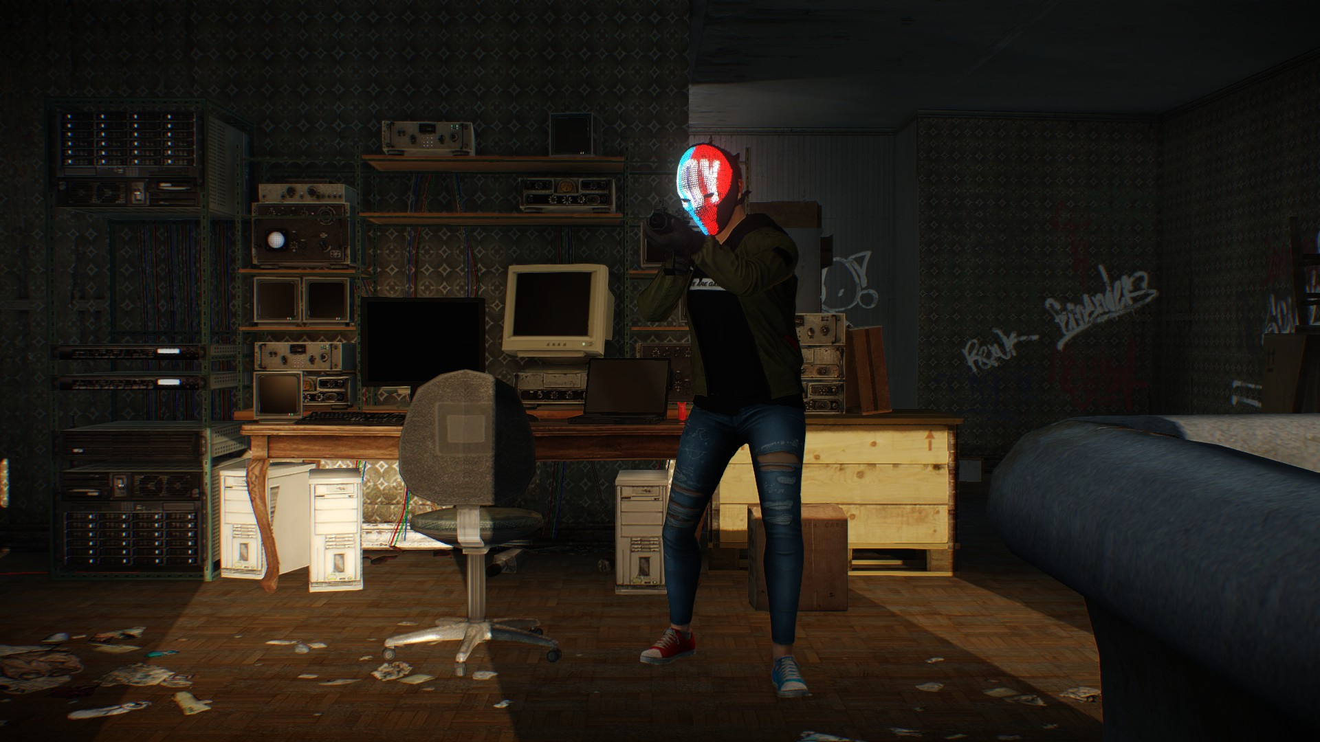 Review payday 2 switch gameup24 payday 2 switch screenshot joy 11 malvernweather Images
