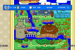 Superola and the Lost Burgers Screenshot