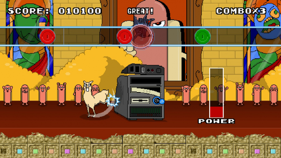 Superola and the Lost Burgers Review - Screenshot 1 of 3