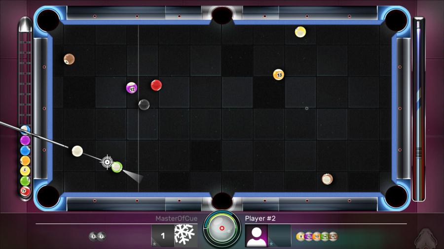 Premium Pool Arena Review - Screenshot 1 of 3