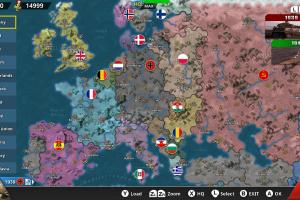 World Conqueror X Screenshot