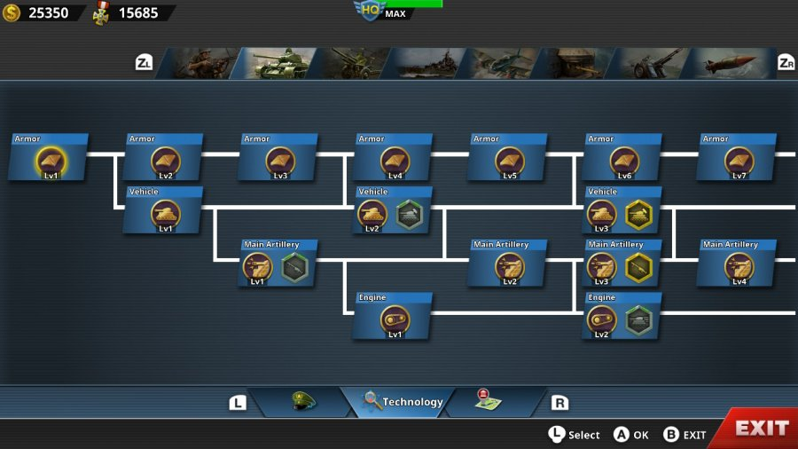 World Conqueror X Review - Screenshot 1 of 5