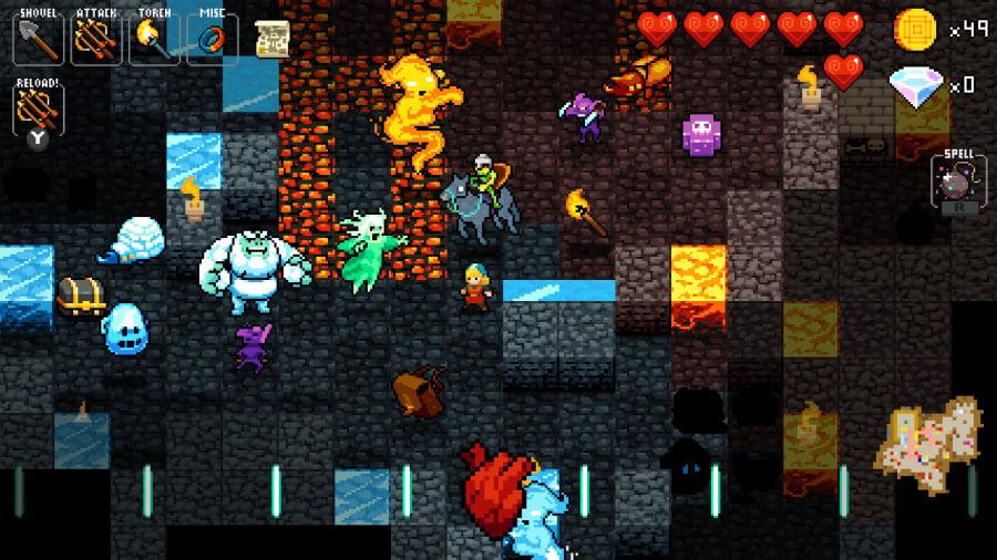 Crypt of the NecroDancer Review - Screenshot 4 of 5
