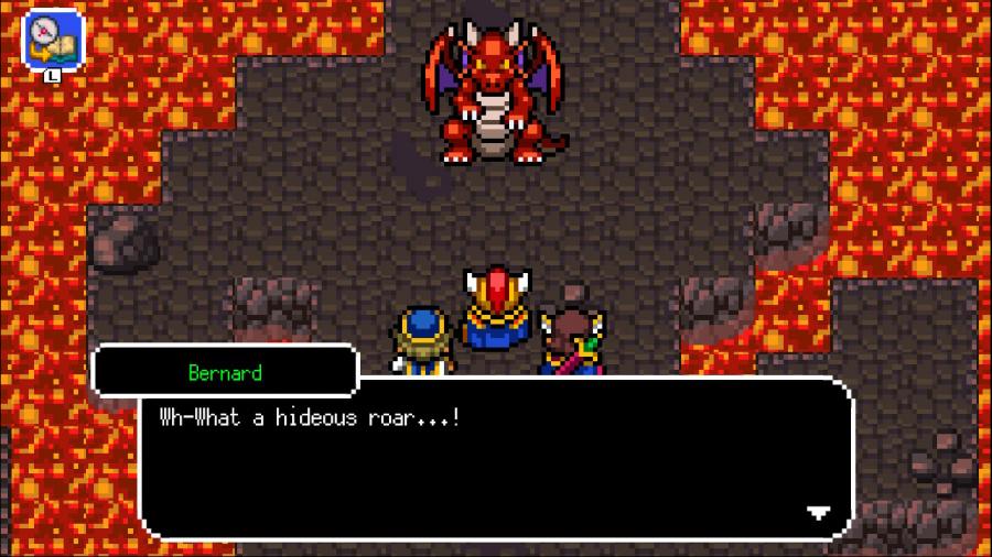 Dragon Sinker Review - Screenshot 1 of 4