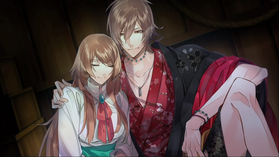 NSwitch DS the Men of Yoshiwara Kikuya 01