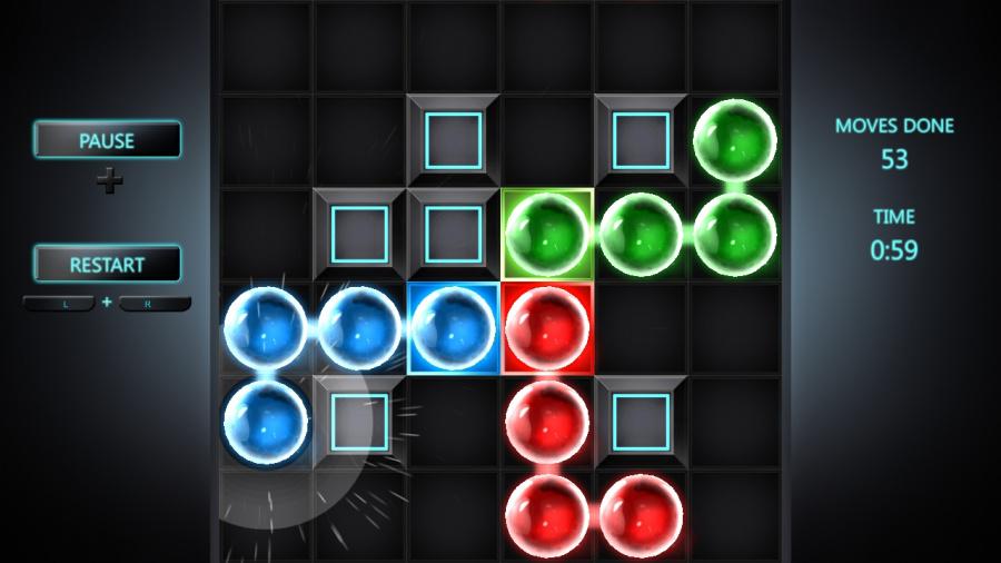 Grid Mania Review - Screenshot 3 of 3