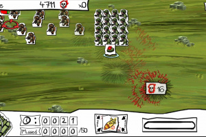 Paper Wars: Cannon Fodder Devastated Screenshot