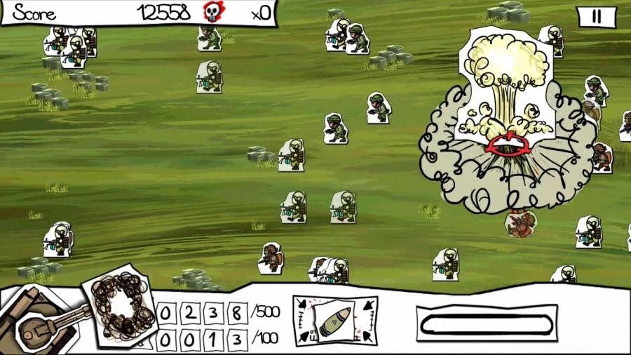 Paper Wars: Cannon Fodder Devastated Review - Screenshot 3 of 3