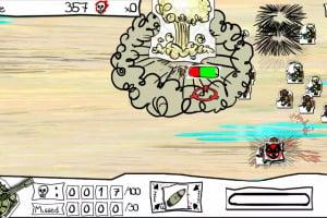 Paper Wars: Cannon Fodder Devastated Screenshot