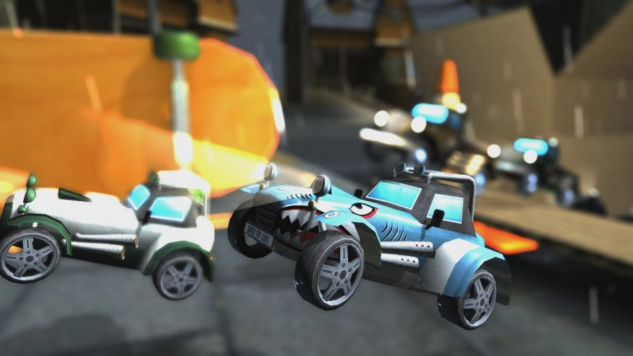 Super Toy Cars Review - Screenshot 1 of 4