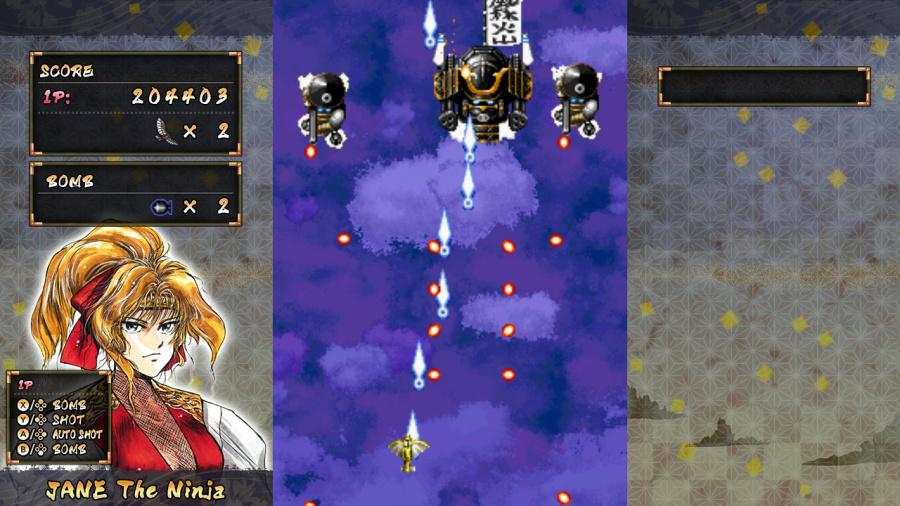 Samurai Aces Review - Screenshot 1 of 3