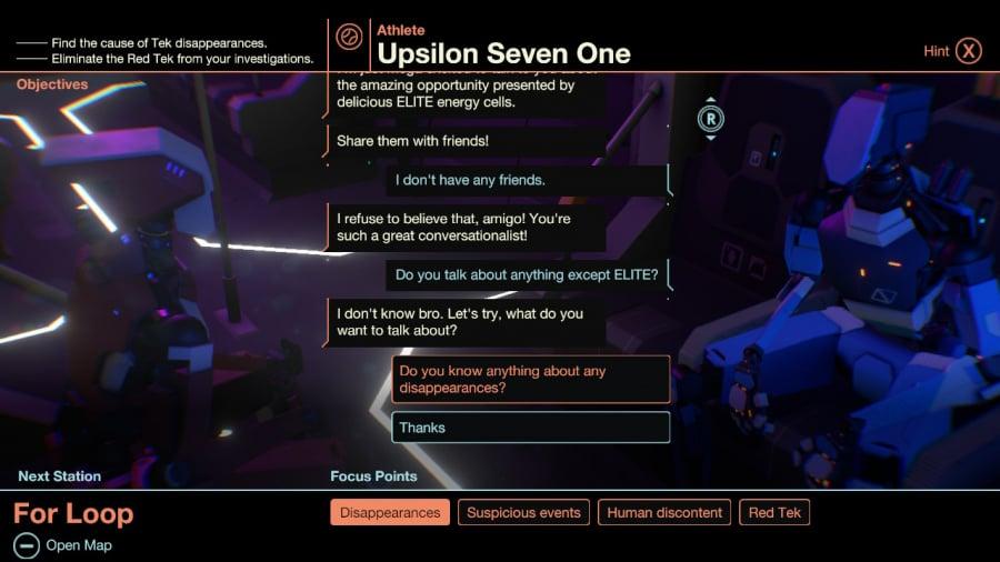 Subsurface Circular Review - Screenshot 1 of 4