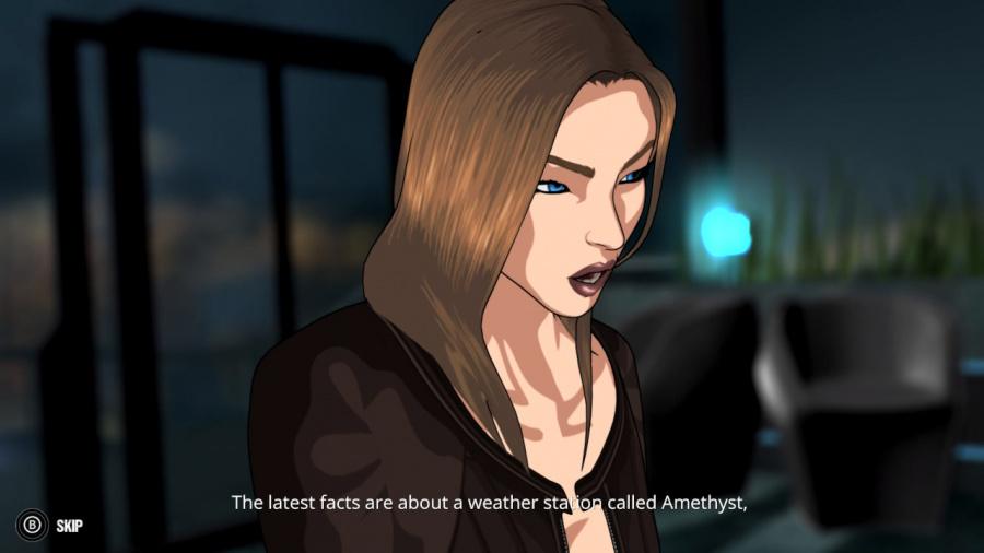 Fear Effect: Sedna Review - Screenshot 2 of 4