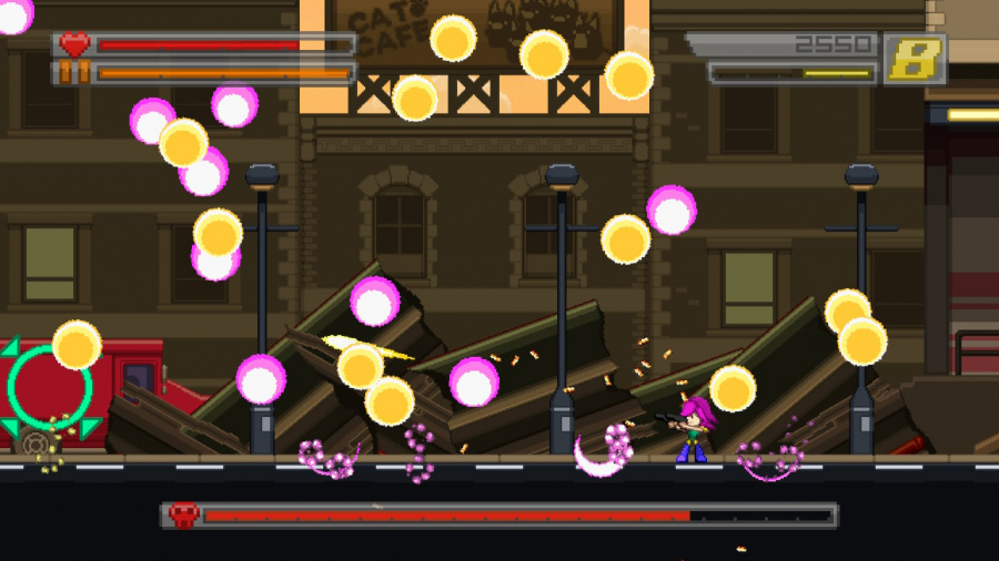 Bleed 2 Review - Screenshot 1 of 3