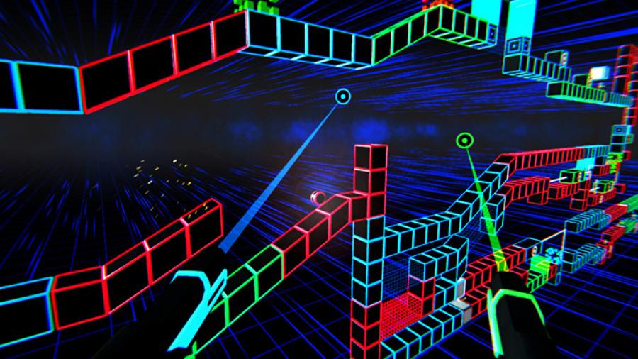 Neonwall Review - Screenshot 1 of 3