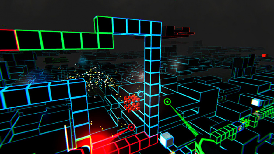 Neonwall Review - Screenshot 2 of 3