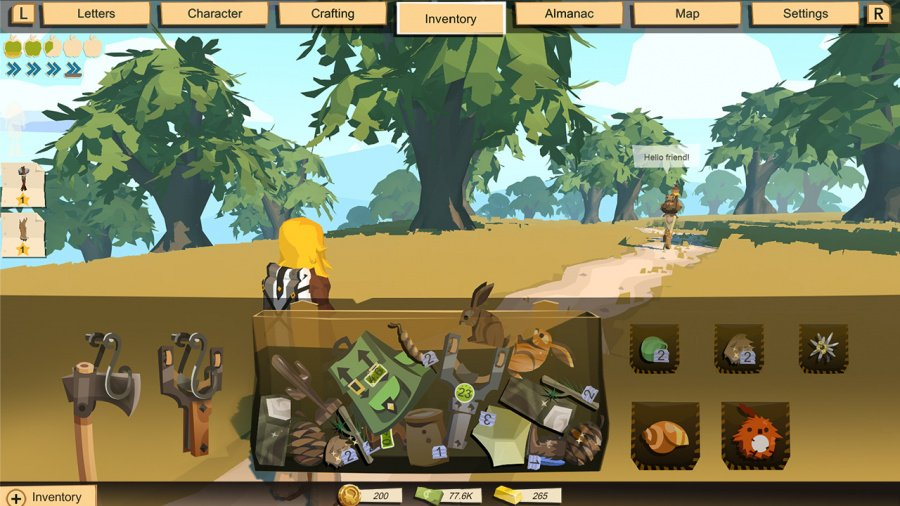 The Trail: Frontier Challenge Review - Screenshot 2 of 4