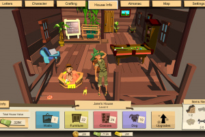 The Trail: Frontier Challenge Screenshot