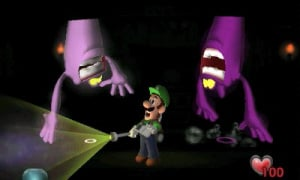 Luigi's Mansion Review - Screenshot 4 of 5