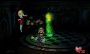 Luigi's Mansion Review - Screenshot 2 of 5