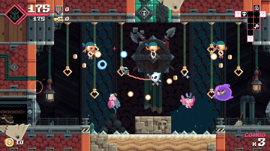 Flinthook Review - Screenshot 1 of 5