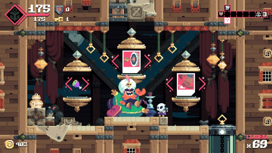 Flinthook Review - Screenshot 3 of 5