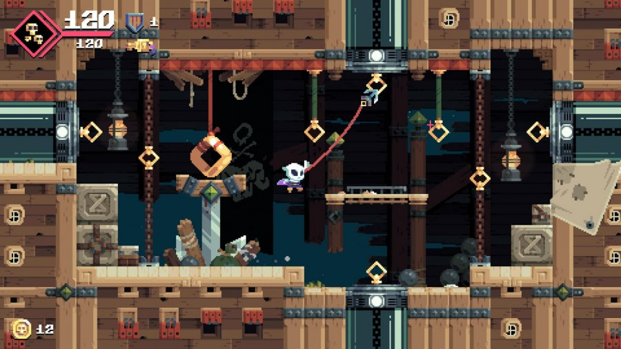 Flinthook Review - Screenshot 2 of 5