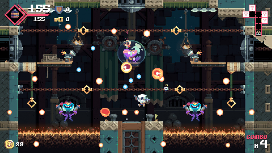 Flinthook Review - Screenshot 4 of 5