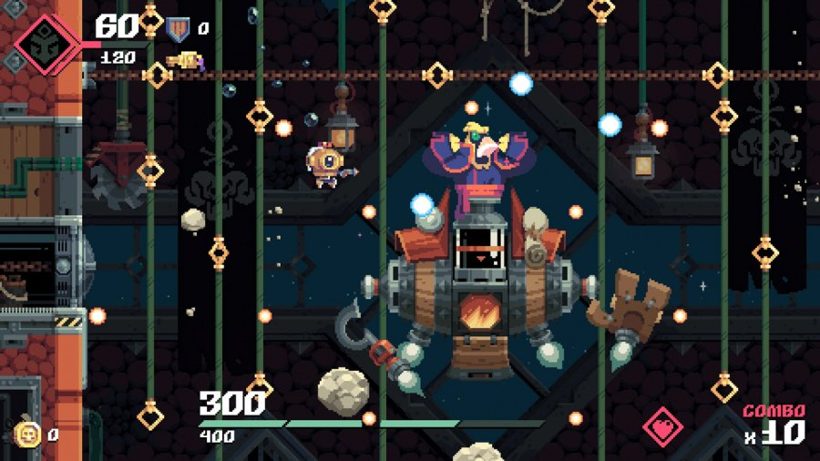 Flinthook Review - Screenshot 5 of 5