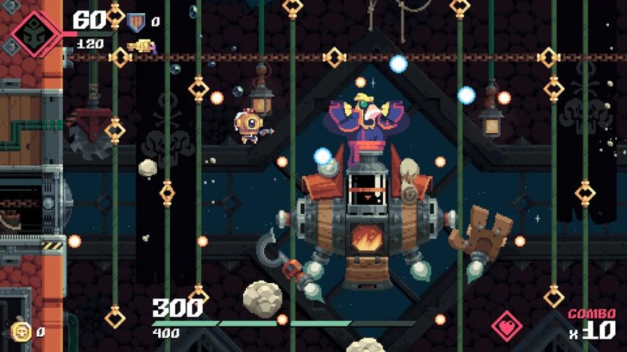 Flinthook Review - Screenshot 1 of 4