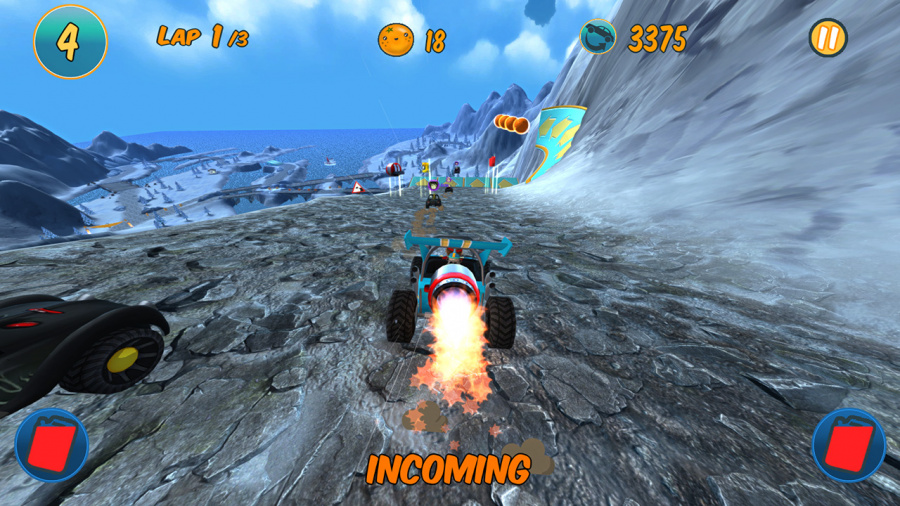 Rally Racers Review - Screenshot 1 of 3