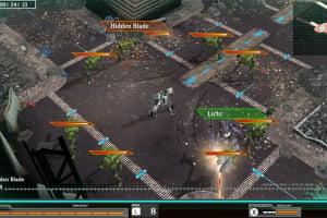 Damascus Gear Operation Tokyo Screenshot