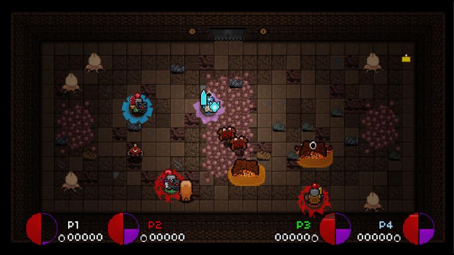 Bit Dungeon Plus Review - Screenshot 1 of 5