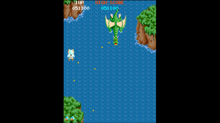 Arcade Archives Heroic Episode Review - Screenshot 1 of 3